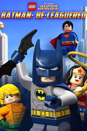 LEGO Batman Be-Leaguered