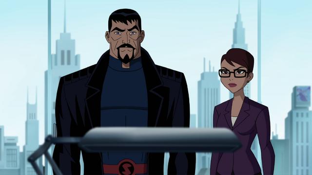 File:Superman & Lois Lane JLG&M.png