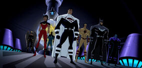 Justice Lords (Justice League Unlimited)