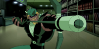 Oliver Queen (DC Animated Universe)