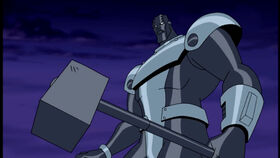 Steel Justice League Unlimited2