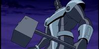 John Henry Irons (DC Animated Universe)