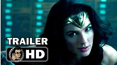 WONDER WOMAN Official Trailer 3 Trailer Teaser 2 (2017) Gal Gadot Superhero Movie HD