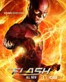 The Flash season 2 poster - Alternate Reality Check.png