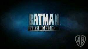 Batman Under the Red Hood logo