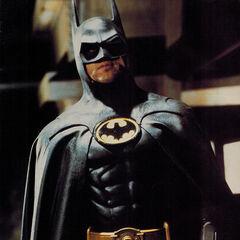 Micheal Keaton as Batman