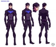 Young justice nightwing by tom terror