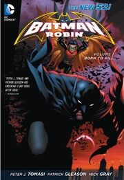 Batman and Robin Born to Kill