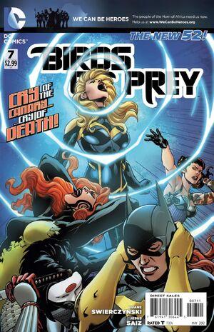 Birds of Prey Vol 3 7