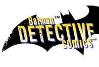 Detective Comics Vol 2 logo