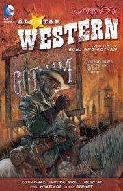 All-Star Western Guns and Gotham