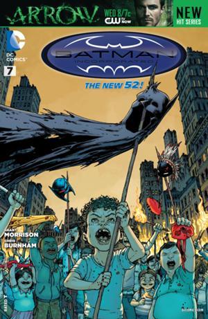 Batman Incorporated Vol 2 7