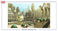 Metropolis queenslandpark