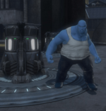 Mister Freeze Goon Disguise (Type 3)