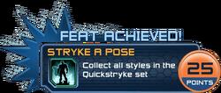 Feat - Stryke a Pose