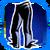 Icon Legs 005 Blue