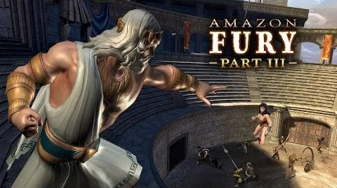 Episode 27 Amazon Fury Part III Now Available! OFFICIAL TRAILER
