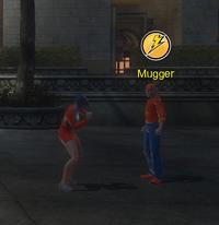 Heroic Acts - Mugger