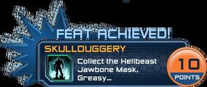 Feat - Skullduggery