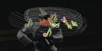 Hypnotized SWAT Captain
