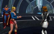Kandor Central Tower - Scene 2
