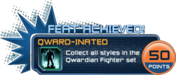 Feat - Qward-Inated