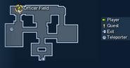 WANTED Bizarro Officer Field map