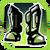 Icon Feet 010 Green