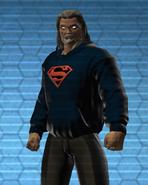 Superboy Hoodie Male