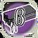 Equipment Mod Beta Purple (icon)
