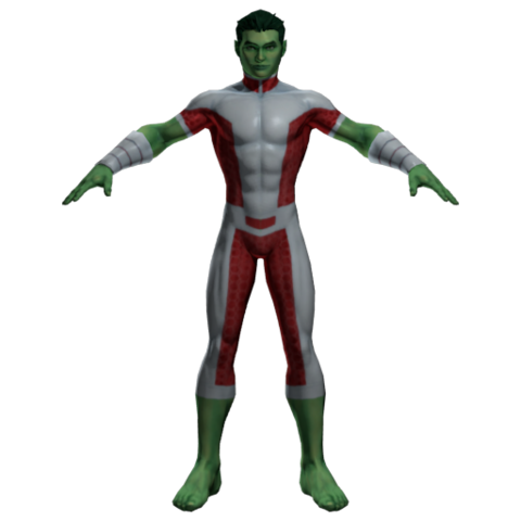 File:CharModelBeastBoy.png