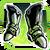 Icon Feet 002 Green