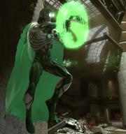 Spectre attack