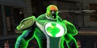 Alpha Lantern (Fear vs. Will)