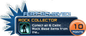 Feat - Rock Collector