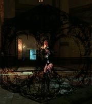 Zatanna caged