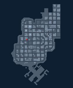 Metropolis - Suicide Slums - Ace 'O Clubs Location