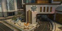 MPD 8th Precinct Metropolis Science Police HQ