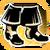 Icon Feet 014 Gold