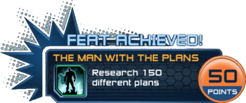 Feat - The Man With The Plans