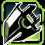 Icon Martial Arts 001 Green