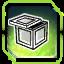 BI Crate Small Green