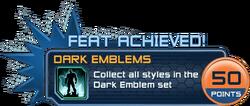 Feat - Dark Emblems