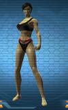 Iconic Wonder Girl Female