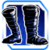 Icon Feet 006 Blue