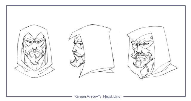 File:GreenArrow head line.jpg