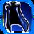 Icon Back Cape 002 Blue