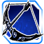 File:Icon Bow 004 Blue.png