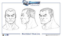 BlackAdam head line