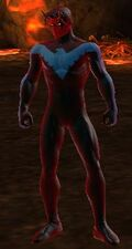 Possesed Nightwing